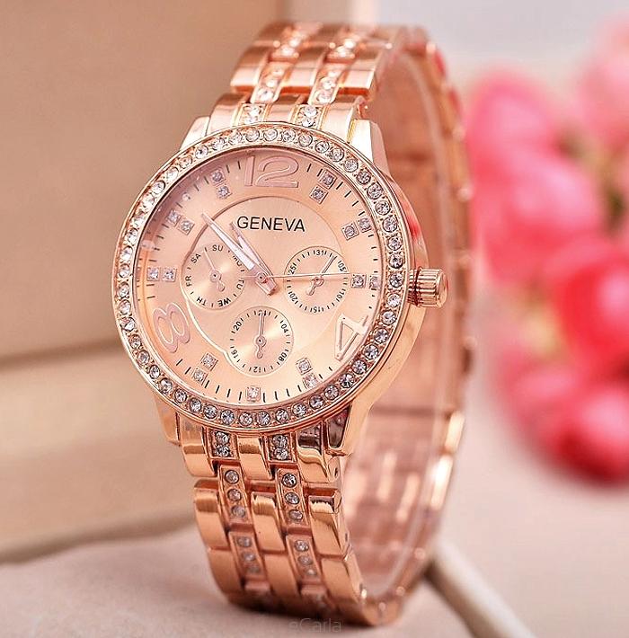 Elegáns női óra alkalami vagy mindennapi használatra 5d54ddba51