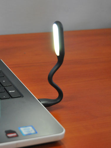 USB-s Flexibilis LED Laptop Lámpa